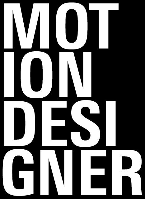 Motion Designer